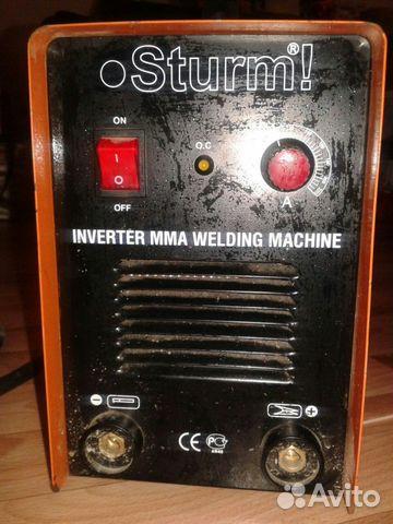 Сварочный аппарат sturm