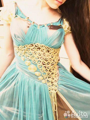 Роскошное платье для настоящей принцессы 89688391716 купить 1