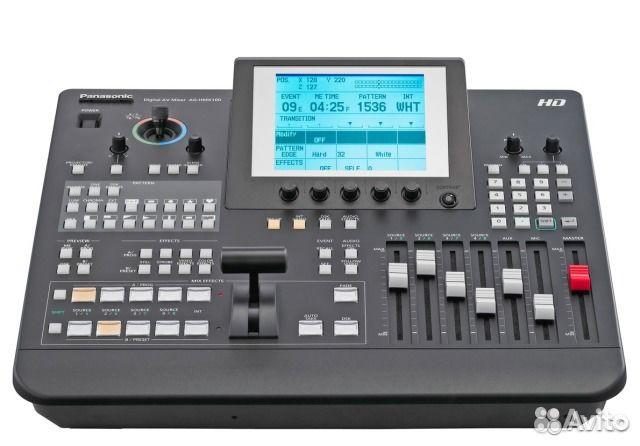 89283642050 Видео микшер Panas AG-HMX100 HD 3D