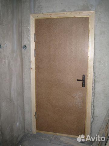 Сделать дверь из двп