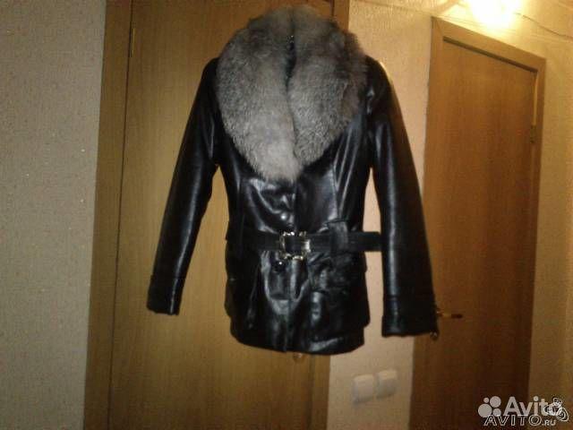 Купить Кожаную Куртку Женскую На Авито