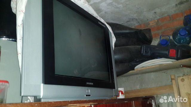 Авито телевизор б у