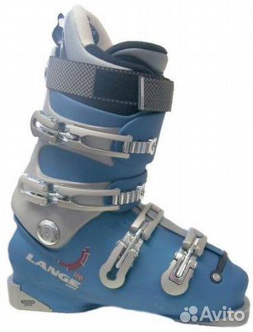 Горнолыжные ботинки Lange 41-45.5 новые