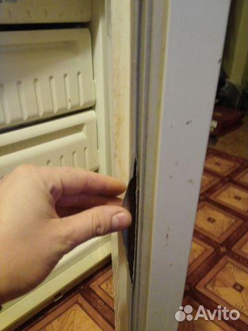 Как в холодильнике сделать резинку