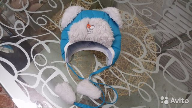 Зимняя шапочка мембрана 89201083127 купить 1