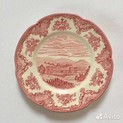 антиквариат английский фарфор розовый джонсон брайзес сервизы расцветок тканей любой