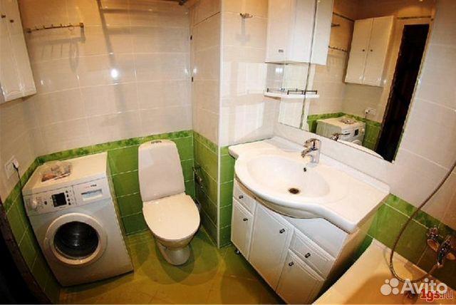 Дизайн простой ванной комнаты