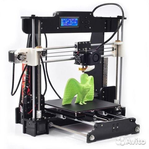 Набор 3d-принтер prusa i3