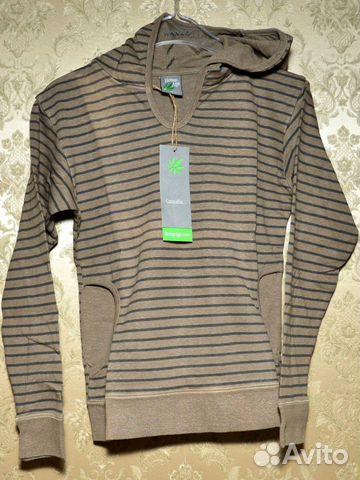 Полосатый пуловер женский с доставкой
