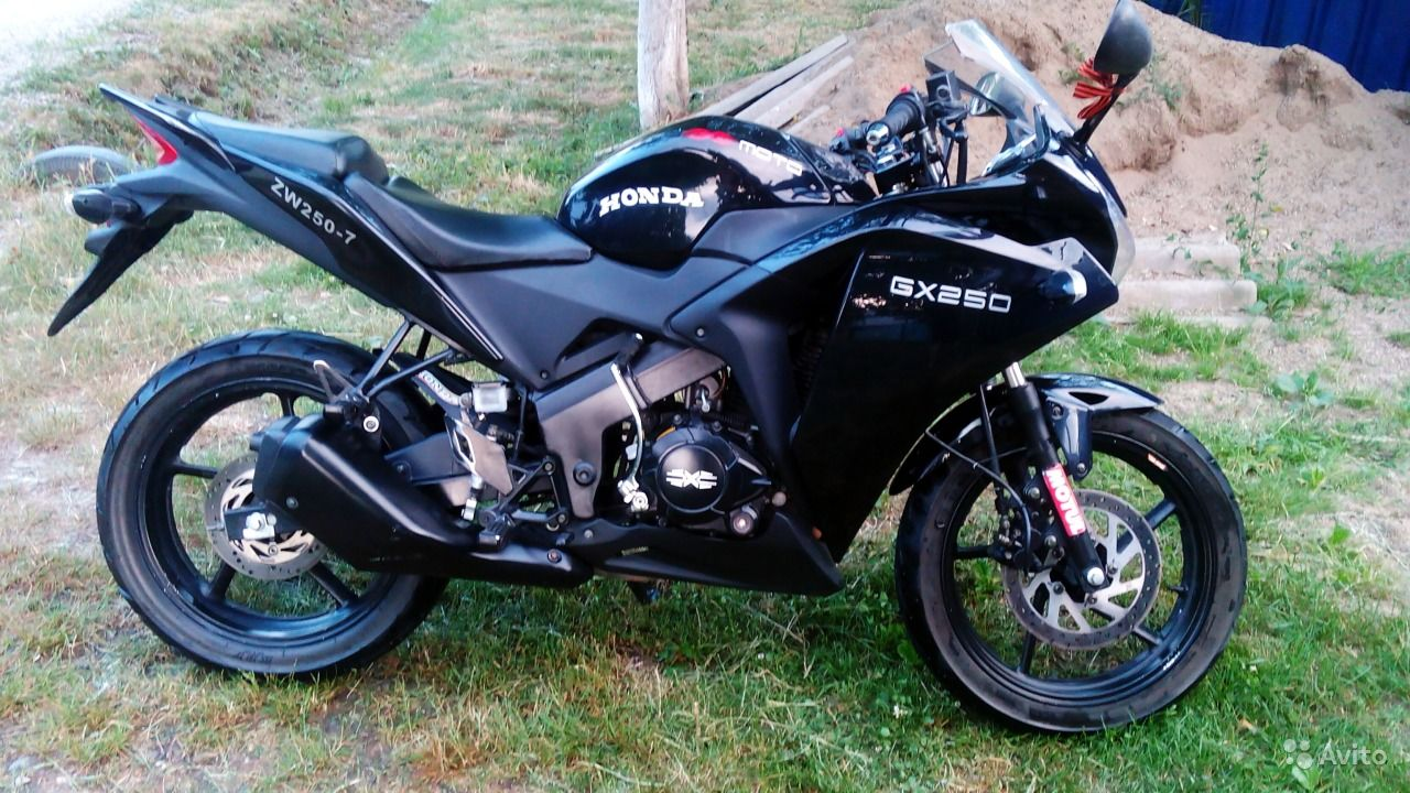 X moto gx 250 купить в Краснодарском крае на Avito — Бесплатные ...