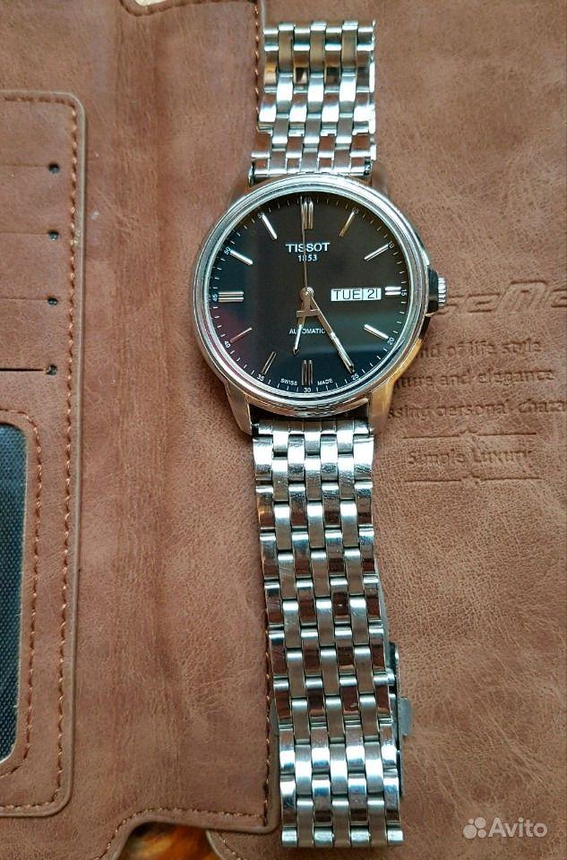 Часы Швейцарские, механика tissot automatics Ill   Festima.Ru ... 5a14227bb37