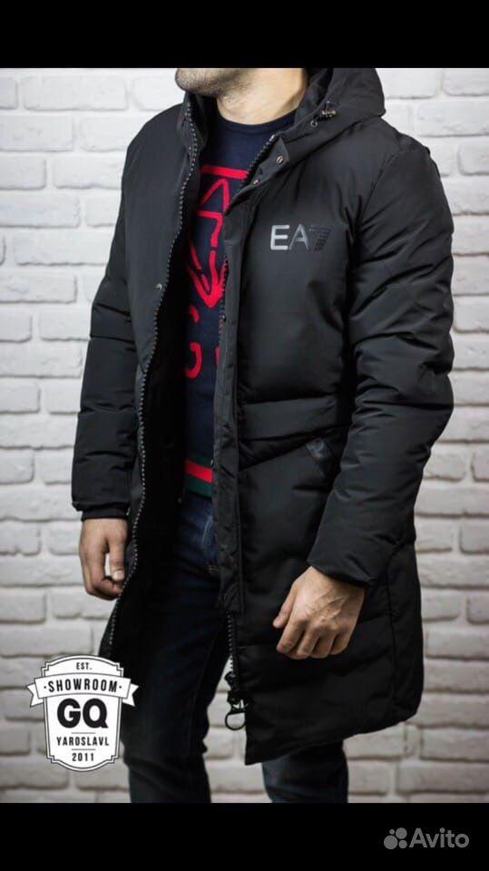Пуховик Armani мужской размеры 46-54, доставка adf6d6a9007