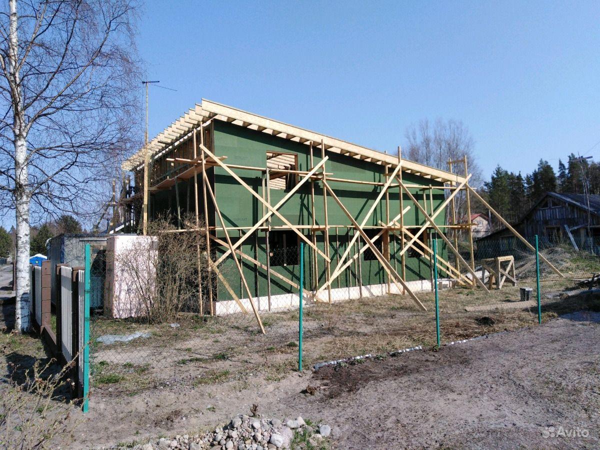 Ремонт, строительство домов, каркасные, газобетонн купить на Вуёк.ру - фотография № 9