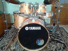 Установка Yamaha stage custom birch