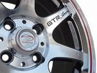 Диски 350пз Sakura Wheels 356A R16 4х100 7.0J ET40