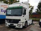 Кабина Мерседес Mercedes Actros LS mega space
