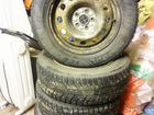 Bridgestone Ice Cruiser 7000 195/65 R15 на дисках