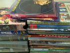 Кассеты VHS и DVD диски