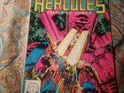 Hercules #4 marvel 1982