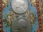 Две монеты liberty редкие 5 центов 1976 D