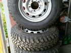 Колеса на УАЗ Cordiant Off Road 225/75 R 16 в сбор