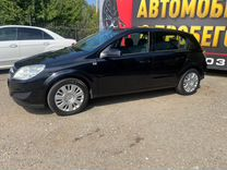 Opel Astra 1.6МТ, 2007, 169000км
