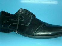 Туфли мужские кожаные ручной работы acddb92e644f5