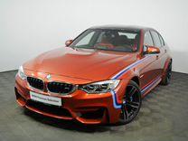 BMW M3, 2016 г., Москва