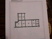 5-к квартира, 132 м², 1/2 эт.