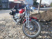 Honda steed 400 vls