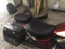 Honda shadow vt750 cd2