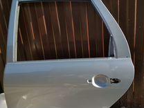 Дверь задняя левая ваз Лада Калина Рислинг 610