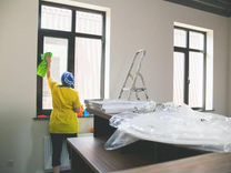 Уборка квартир и офисов — Предложение услуг в Москве