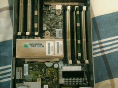 Сервер HP ProLiant 460 series g7 с дисками