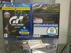 Gran Turismo Sport Day One Edition PS4 рус + обмен