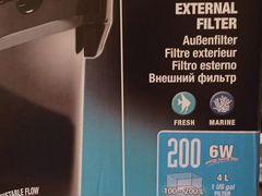 Фильтр внешний аквариумный