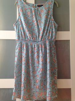 Платье new look новое, размер 14 (48-50)