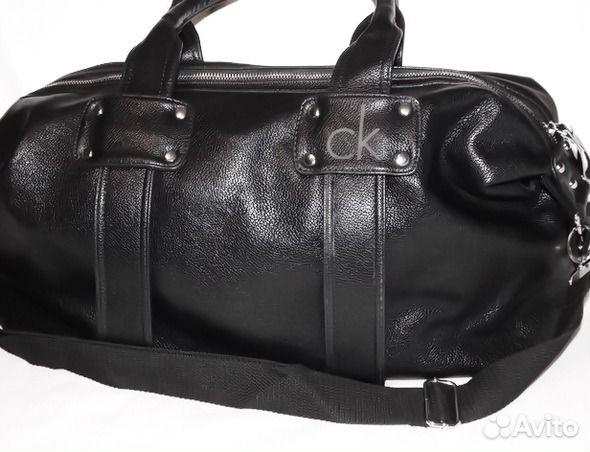 авито мужская кожаная сумка