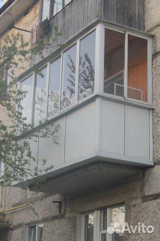 Балконы от производителя в красноярске цены.
