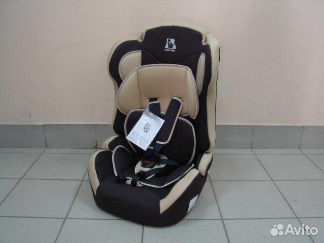 Детское автокресло от 9 до 36 кг б/у  пермь