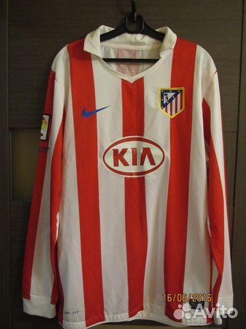 0bba693f7520 Фирменная (оригинал) футболка Athletico Madrid   Festima.Ru ...