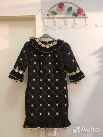 Новое платье шанель