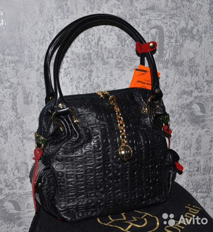 Кто покупал сумки марино орланди на авито barakairu