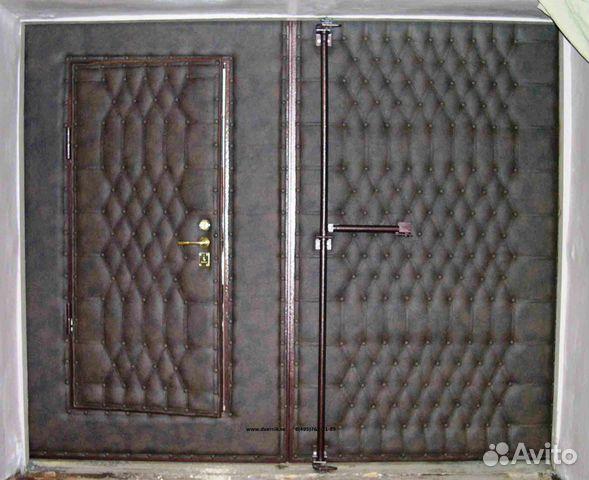ворота гаражные распашные заказать в рязани