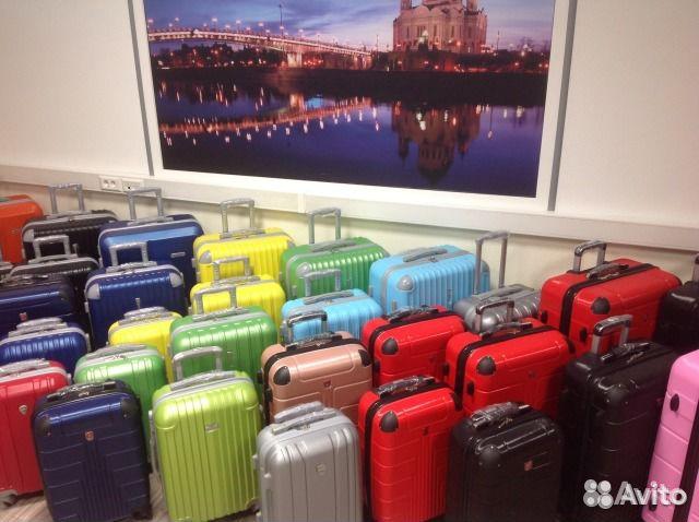 Производство пластиковых чемоданов москва