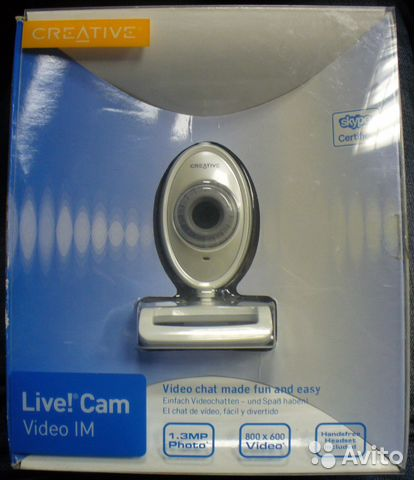 CREATIVE LIVE CAM IM VF0220 64BIT DRIVER DOWNLOAD