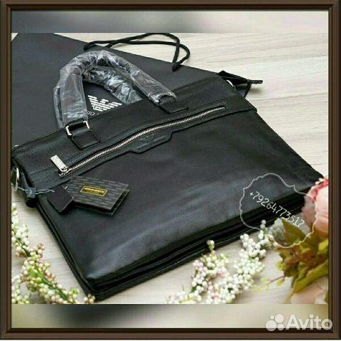 Сумка Армани мужская, купить мужскую сумку Armani