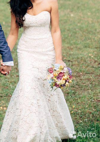 Авито тамбов свадебное платье