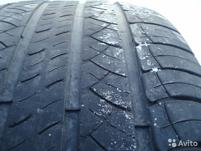 Michelin Latitude HP RFT на R19 255/50 4шт France купить 1