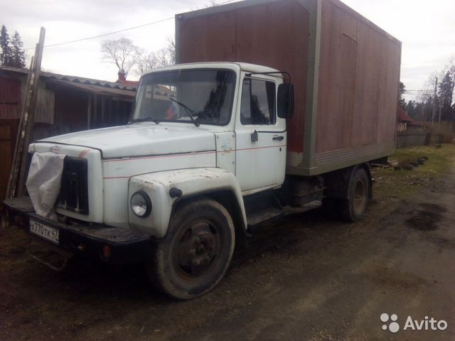 db5fca41ff606 Продам газ 3307 бензин купить в Санкт-Петербурге на Avito ...